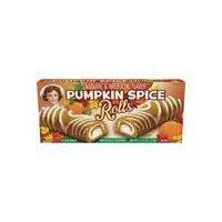 Little Debbie Pumpkin Spice Roll, 13 Ounce