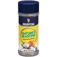 Morton Seasoning Blend - Nature's Seasons, 7.5 Ounce