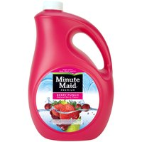 Made with real fruit juice, Minute Maid Berry Punch Flavored Drink tickles your taste buds with a touch of berry goodness.