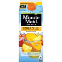 Minute Maid Premium Mango Punch, 59 Fluid ounce