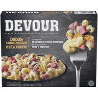 Devour Devour Chicken Cordon Bleu Mac & Cheese, 297 Gram