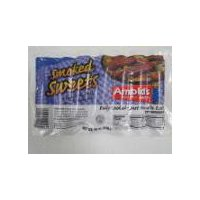Arnold's Meats Smoked Sweet Sausage Links, 16 Ounce