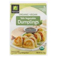 Nasoya Organic Vegetable Dumplings, 9 Ounce