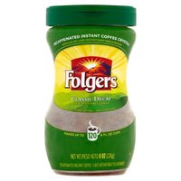 Folgers Folgers Instant Coffee - Classic Decaf, 8 Ounce