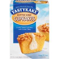 Tastykake Koffee Kake Cupkakes, 12.75 Ounce
