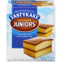 4-3 oz. packages. Family 4 Pack Individually Wrapped.