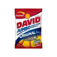 David Original Jumbo Sunflower Seeds, 5.25 Ounce