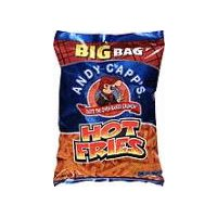 Andy Capp's Hot, 8 Ounce