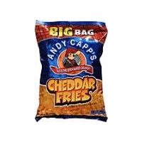 Andy Capp's Cheddar Fries, 8 Ounce