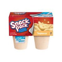 Snack Pack Pudding Tapioca, 13 Ounce