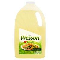 Wesson Wesson Pure Canola Oil, 128 Fluid ounce