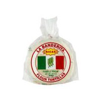 La Banderita Flour Tortillas - Family Pack, 22.5 Ounce
