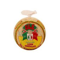 Ole Corn Tortillas, 33 Ounce