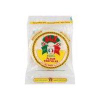 Ole Flour Fajita, 10 Each