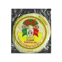 Ole Tortillas - Soft Taco, 10 Each