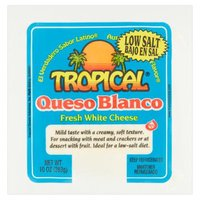 Tropical Queso Blanco - Low Salt, 10 Ounce