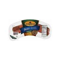 Eckrich Eckrich Skinless Beef Smoked Sausage, 283 Gram
