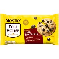 Nestle Toll House Dark Chocolate Morsels, 20 Ounce