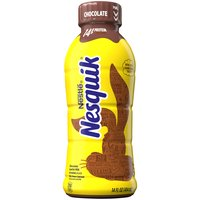 NESQUIK Nesquik Low Fat Chocolate Milk, 14 Fluid ounce