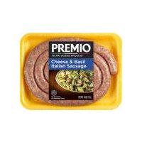 Premio Cheese & Basil Rope, 16 Ounce