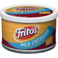Fritos Cheese Dip - Mild Cheddar, 9 Ounce