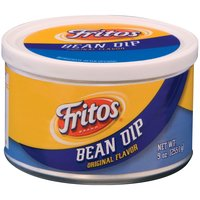 Fritos Bean Dip - Original Flavor, 9 Ounce