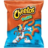 Cheetos Cheese Flavored Snacks - Baked Puffs, 0.88 Ounce
