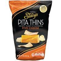 Stacy's Pita Crisps  5 Cheese - 6.75 oz bag, 6.75 Ounce
