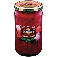 Tostitos Tostitos Salsa - Chunky Medium, 24 Ounce
