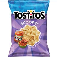 Tostitos SCOOPS! Tortilla Chips, 10 Ounce