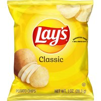 Lay's Potato Chips - Classic, 1 Ounce