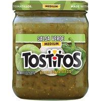 Tostitos Verde Salsa Dip, 15.5 Ounce