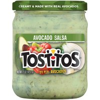Tostitos Avocado Salsa, 15 Ounce