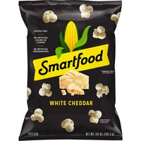 Smartfood White Cheddar Cheese Popcorn, 6.75 Ounce