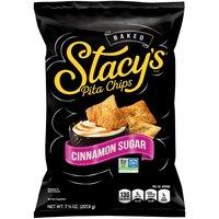 Stacy's Cinnamon Sugar Pita Chips-7.33 oz. bag, 7.33 Ounce