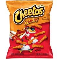 Cheetos Cheetos Crunchy Cheese Flavored Snacks, 8.5 Ounce