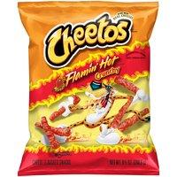 Cheetos Cheetos Crunchy Hot Cheese Flavored Snacks, 8.5 Ounce