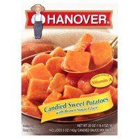 Hanover Frozen Vegetables - Sweet Potatoes, 20 Ounce