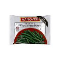 Hanover Green Beans - Whole, 16 Ounce