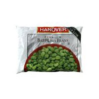 Hanover Baby Lima Beans - The Silver Line, 14 Ounce