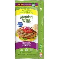 MorningStar Farms Grillers - Original Veggie Burger, 18 Ounce