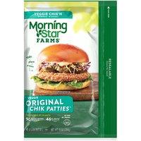 MorningStar Farms Original Chik Patties, 10 Ounce