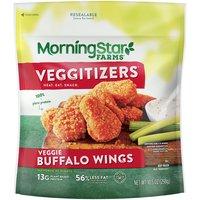 MorningStar Farms Classics Veggie Buffalo Wings, 10.5 Ounce