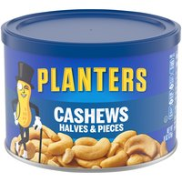 Resealable canister makes it easy to keep the nuts fresh. Enhanced with a dash of sea salt. Perfect for those keeping kosher.