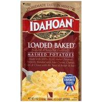 Idahoan Idahoan Mashed Potatoes - Loaded Baked, 4 Ounce