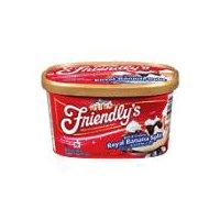 Friendly's Premium Royal Banana Split Ice Cream, 48 Ounce