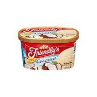 Friendly's Ice Cream - Coconut, 48 Ounce