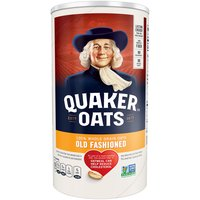 Quaker Oats Old Fashioned, 18 Ounce
