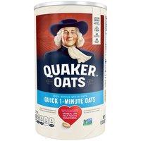 Quaker Oats Quick 1-Minute, 42 Ounce