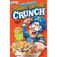 Cap'N Crunch Cap'n Crunch's Peanut Butter Crunch, 12.5 Ounce
